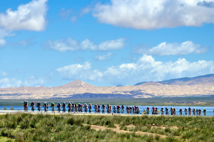 Qinghai Lake International Road Cycling Race