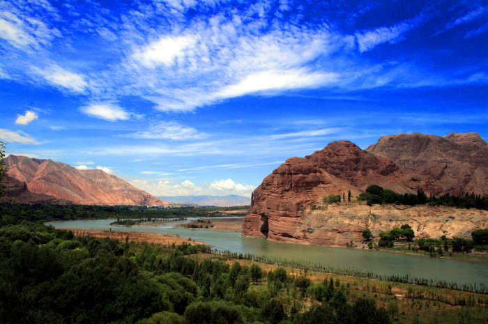 China's Qinghai Province